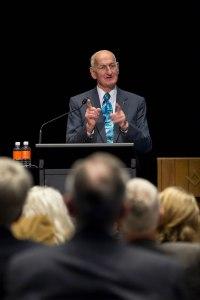 Bill Boyd, ex-presidente do Rotary International