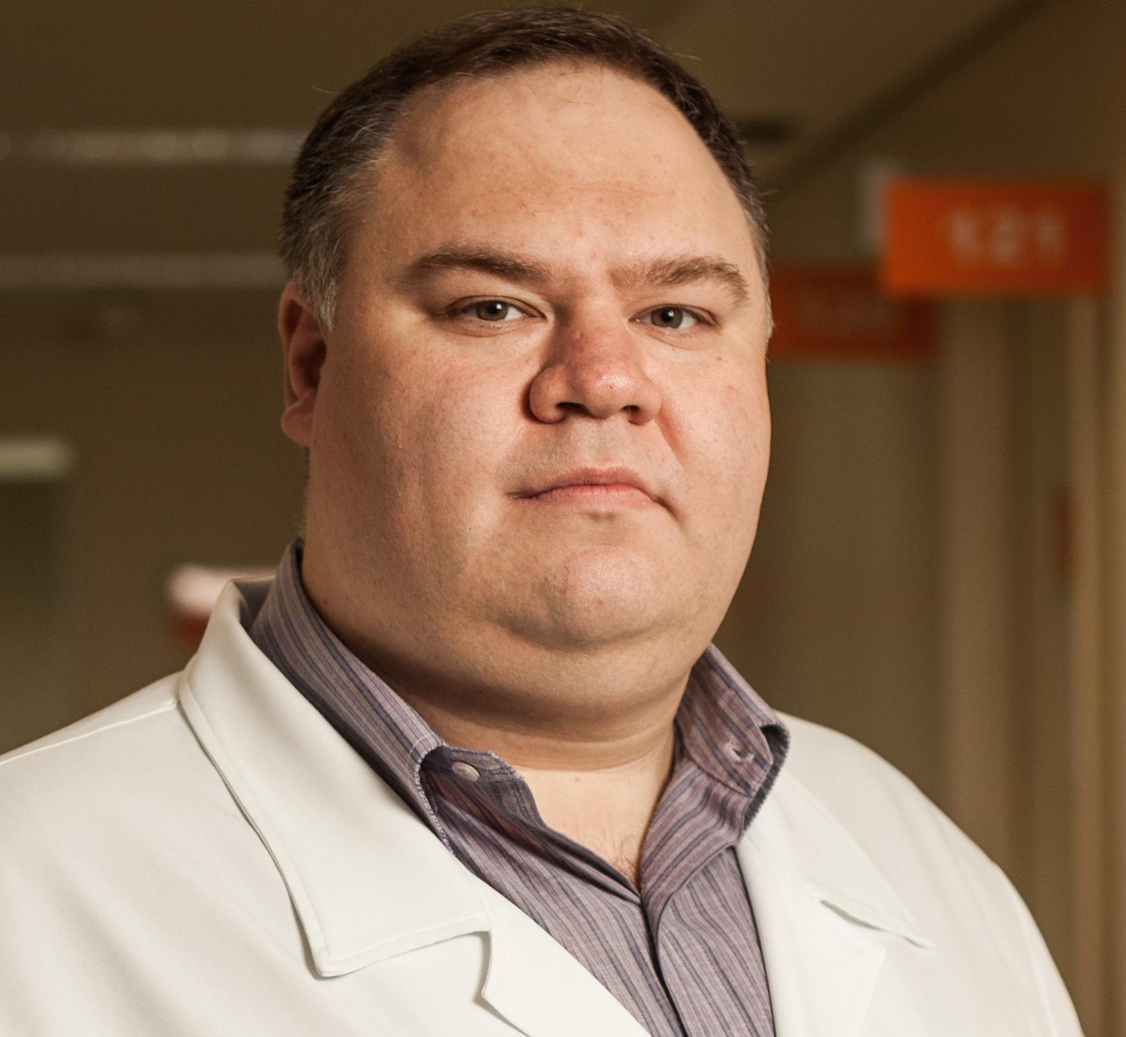 O rotariano e médico infectologista Leonardo Weissmann